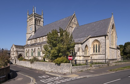 Church of St Mary, Anglesey Road