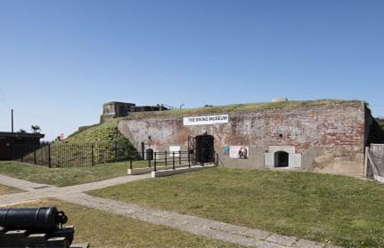 Diving Museum, No.2 Bastion
