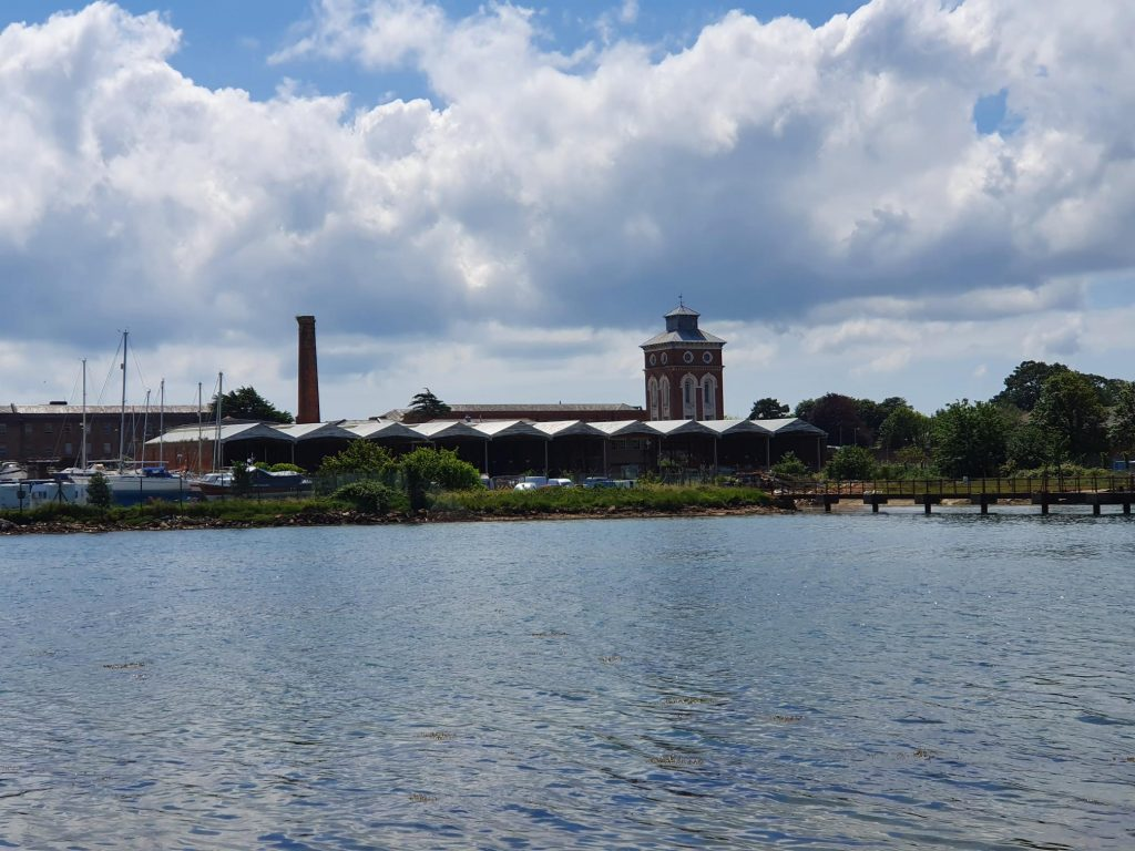 Gun Boat Sheds and Haslar Water Tower